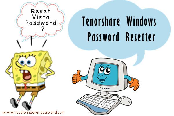 reset Windows Vista password