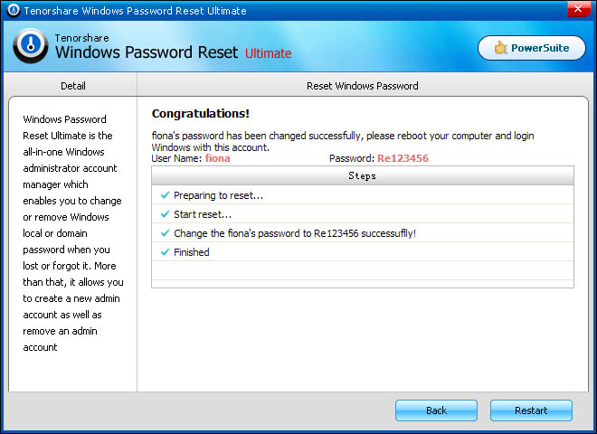 How to Reset Windows Password - Reset Password for the